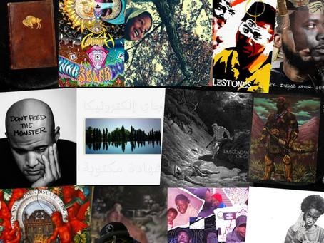 Best Hip Hop Albums of 2020 (Cril's Picks)