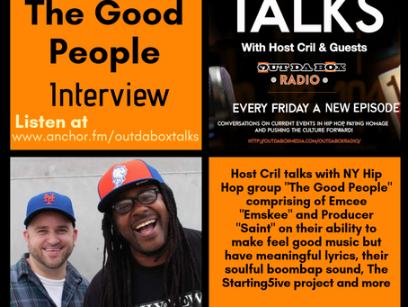 Episode 40 (The Good People Interview)