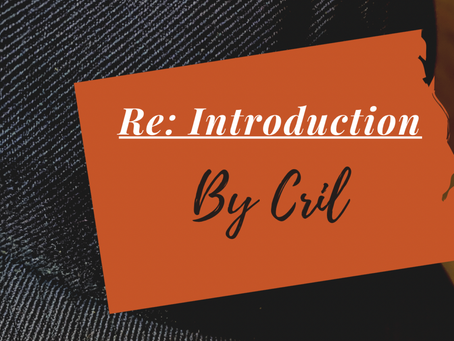 New Music: Cril - Re:Introduction
