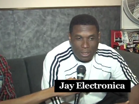 Out Da Box TV - Jay Electronica Interview