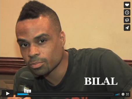 Out Da Box TV - Bilal Interview