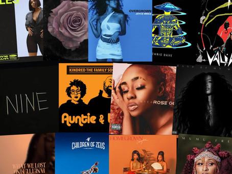 Favorite Soul Albums of 2021 So Far! (Cril's Picks)