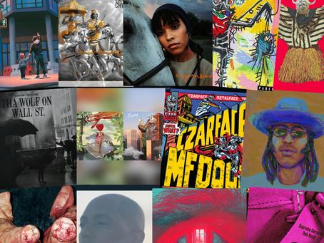 Favorite Hip Hop Albums of 2021 So Far!