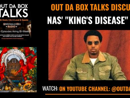 "Nas ""King's Disease Album"" Discussion"