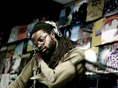 Out Da Box Radio - Adrian Younge Interview