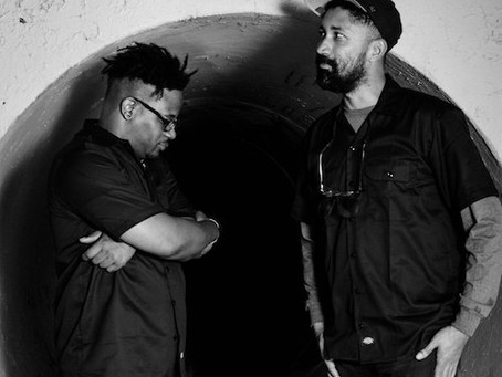 Out Da Box Radio (Cavanaugh Interview) Open Mike Eagle and Serengeti