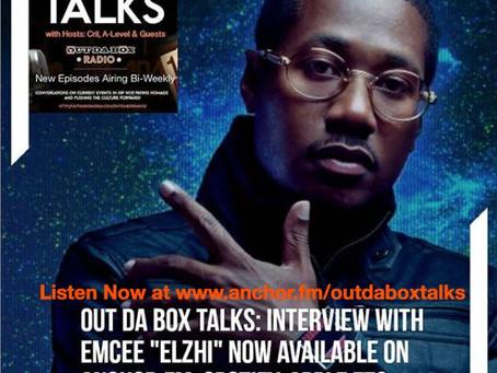 Out Da Box Talks Episode 8 (Elzhi Interview)