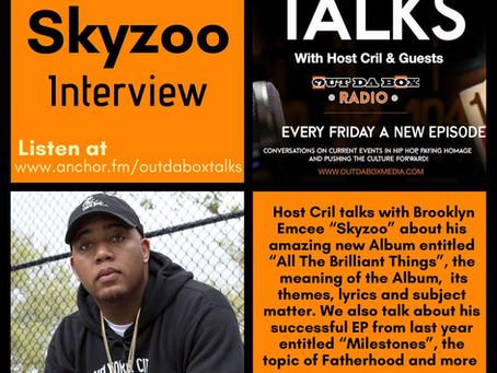 Out Da Box Talks Episode 75 (Skyzoo Interview)