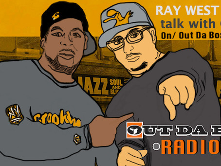Out Da Box Radio – Ray West & OC (of D.I.T.C.) Interview