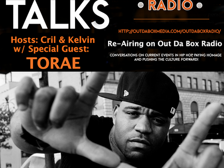 Out Da Box Radio - Torae Interview