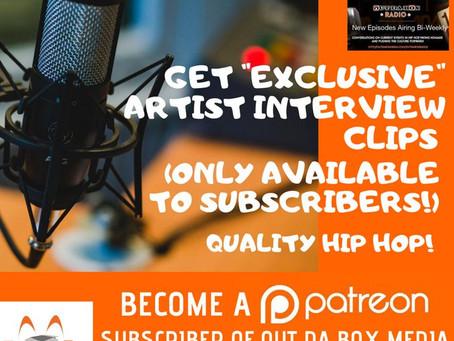 Become an Out Da Box Media Patreon Subscriber