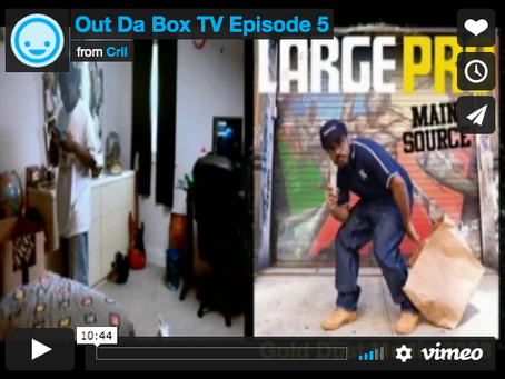 Out Da Box TV (Episode 5 Video Mix)