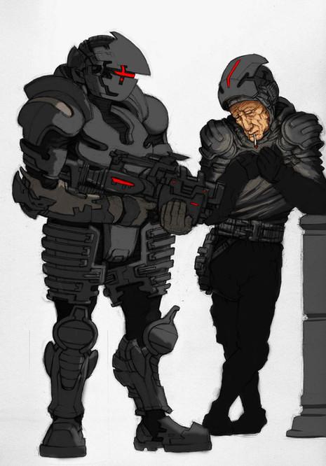 Theus security