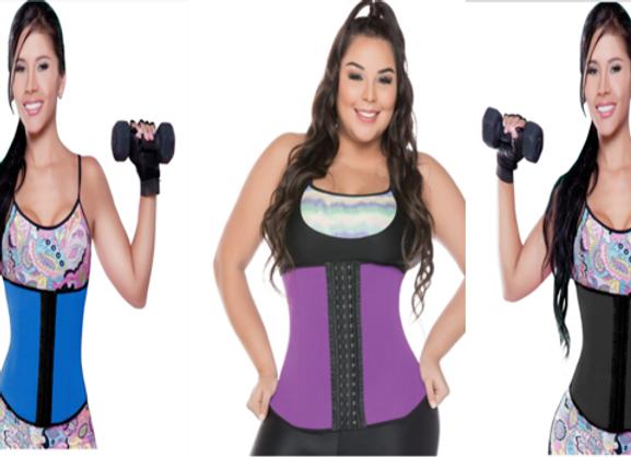 Waistrainers Latex for Weight Loss Sport Shaper Posture hourglass figure