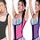 Thumbnail: Waist Trainer Latex Vest correct Posture Corset