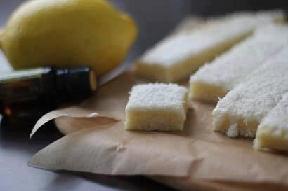 Healthy doTERRA Lemon Essential Oil Coconut Bliss Balls