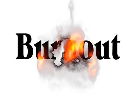 De verschillende fasen van een burn-out