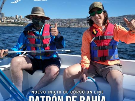 NUEVO INICIO DE CURSO - PATRON BAHIA