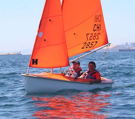 Hansa 303 Chile PDV