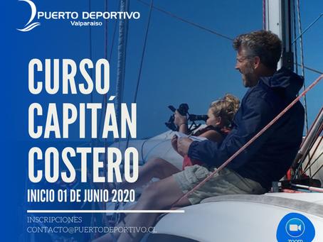 CURSO ON LINE - CAPITÁN DEPORTIVO COSTERO