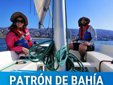 NUEVO INICIO DE CURSO - PATRON DE BAHIA