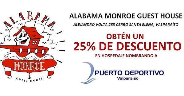 convenio alabama monroe 25% descuento