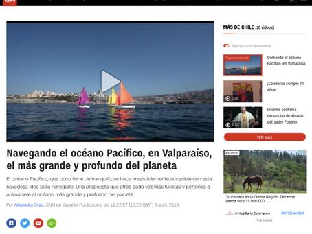 Reportaje CNN a Puerto Deportivo