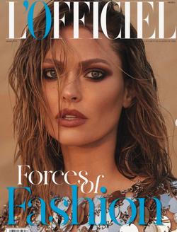 LOFFICIEL COVER 2021