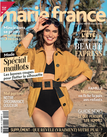 MARIE FRANCE COVER