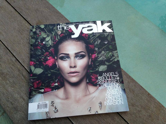 The YAK cover