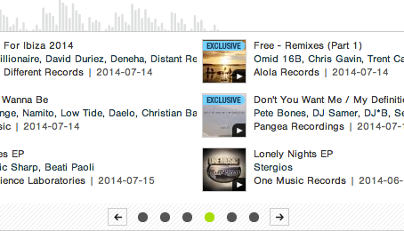 Featured Release: MTK002 featured in the Beatport staff picks section