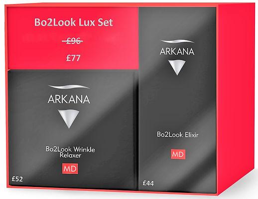 Bella Vista Beauty Bo2Look Lux Set