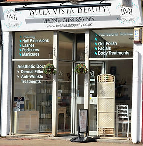Bella Vista Beauty Outside