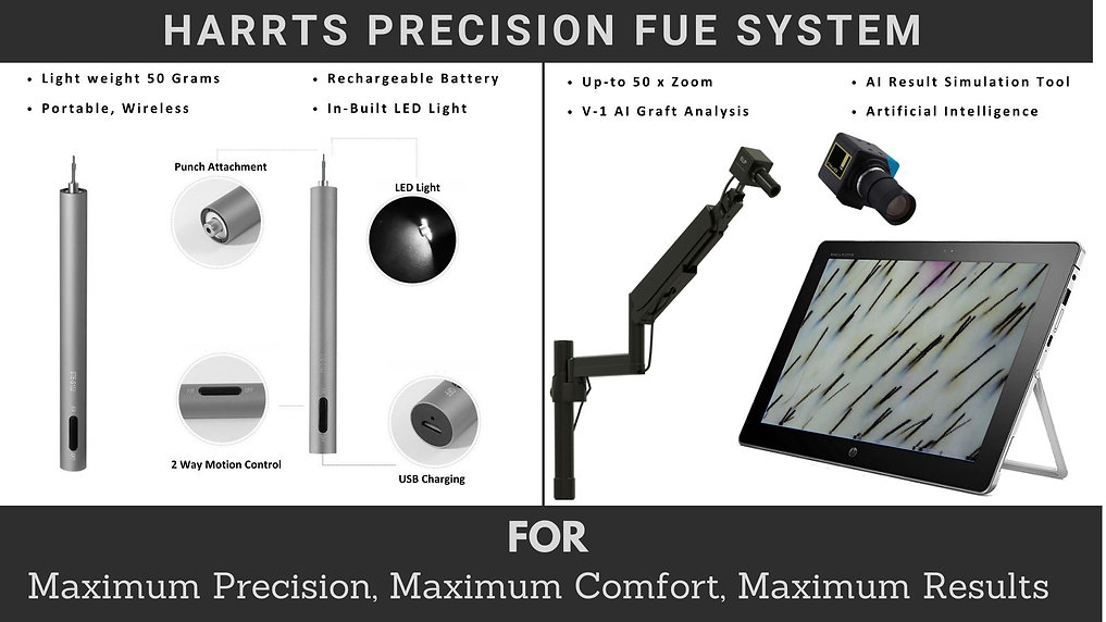 HARRTS Precision FUE System