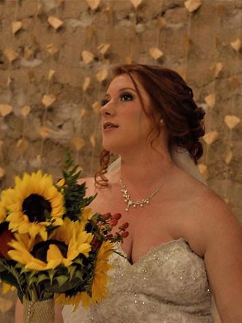 Throwback to Emily's gorgeous wedding la