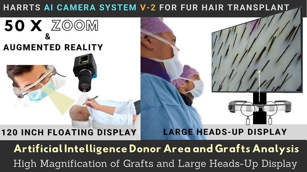 HARRTS AI Camera V-2