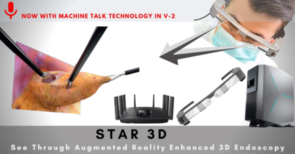 STAR 3D Console