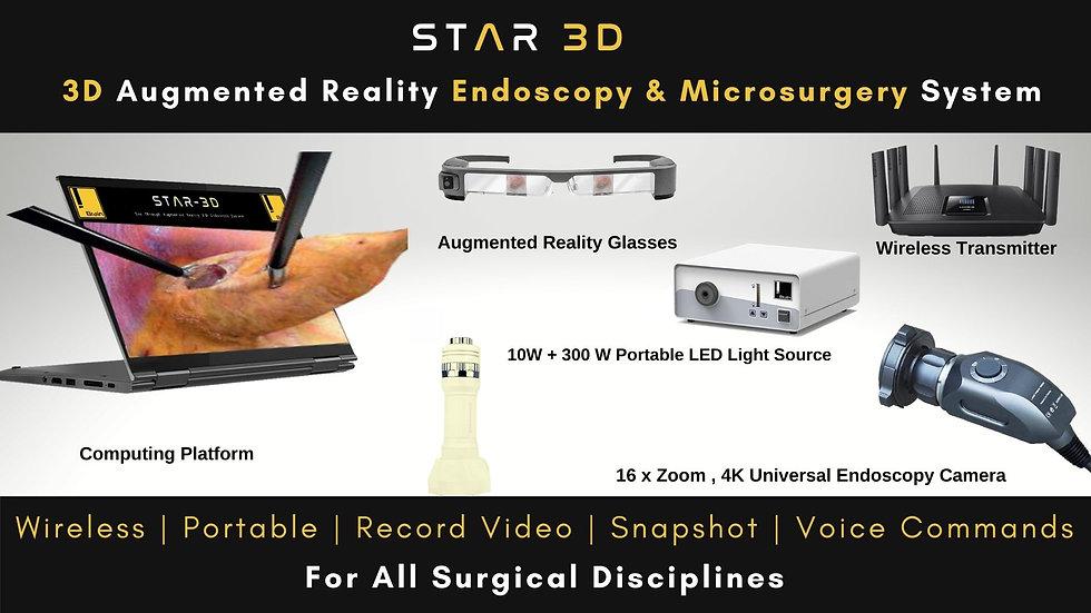 STAR 3D Endoscopy System