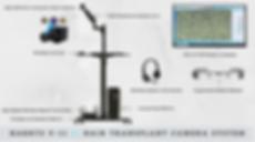 HARRTS V-11 AI Camera System for Hair Tr