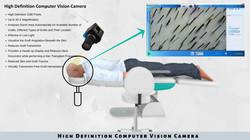 HARRTS Computer Vision AI Camera for Hair Transplant