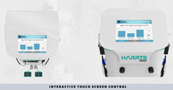 HARRTS Minii Automated Hair Transplant System Touch Screen Interface