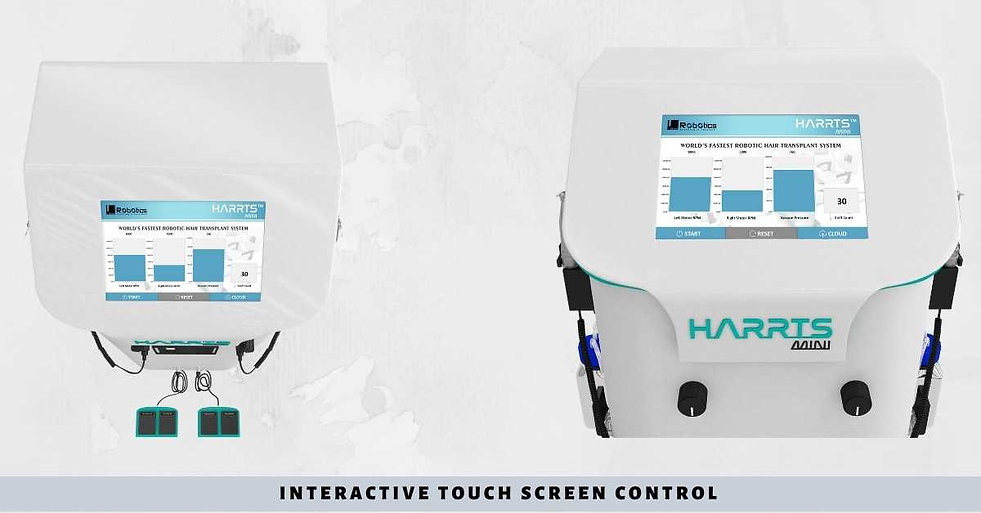 HARRTS Hair Transplant Machine - Touch S