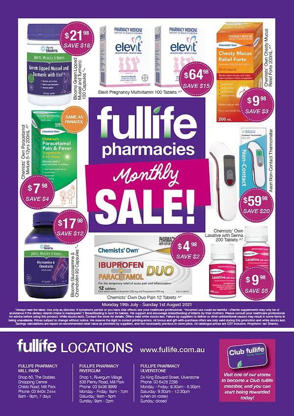 Fullife Pharmacies July Sale 2021.png