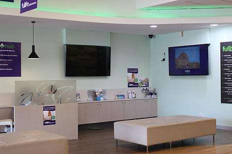 Health Hub Downstairs