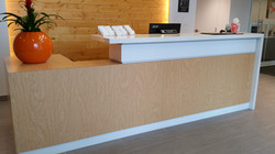Reception Desk 3