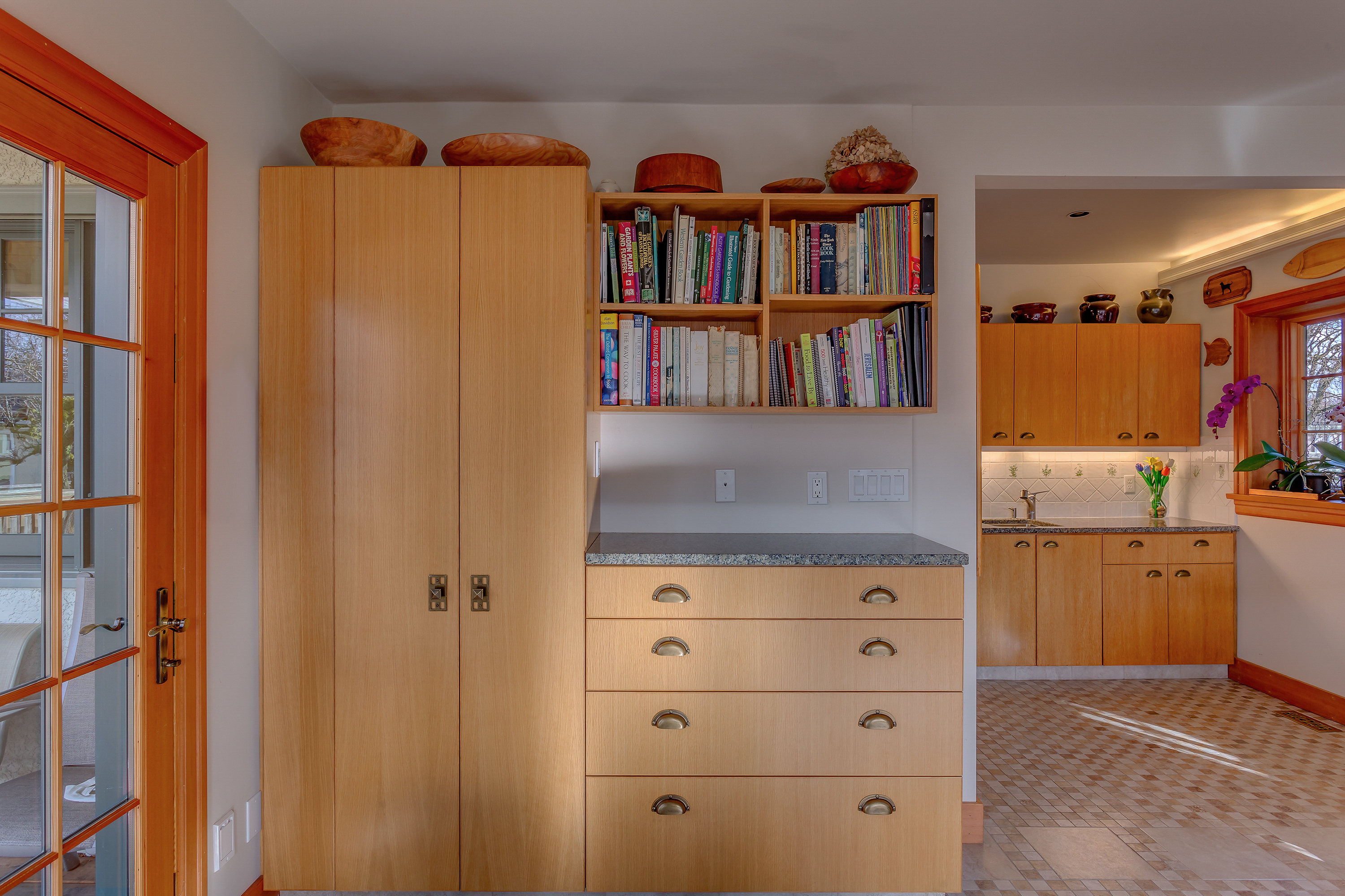 Pantry Millwork