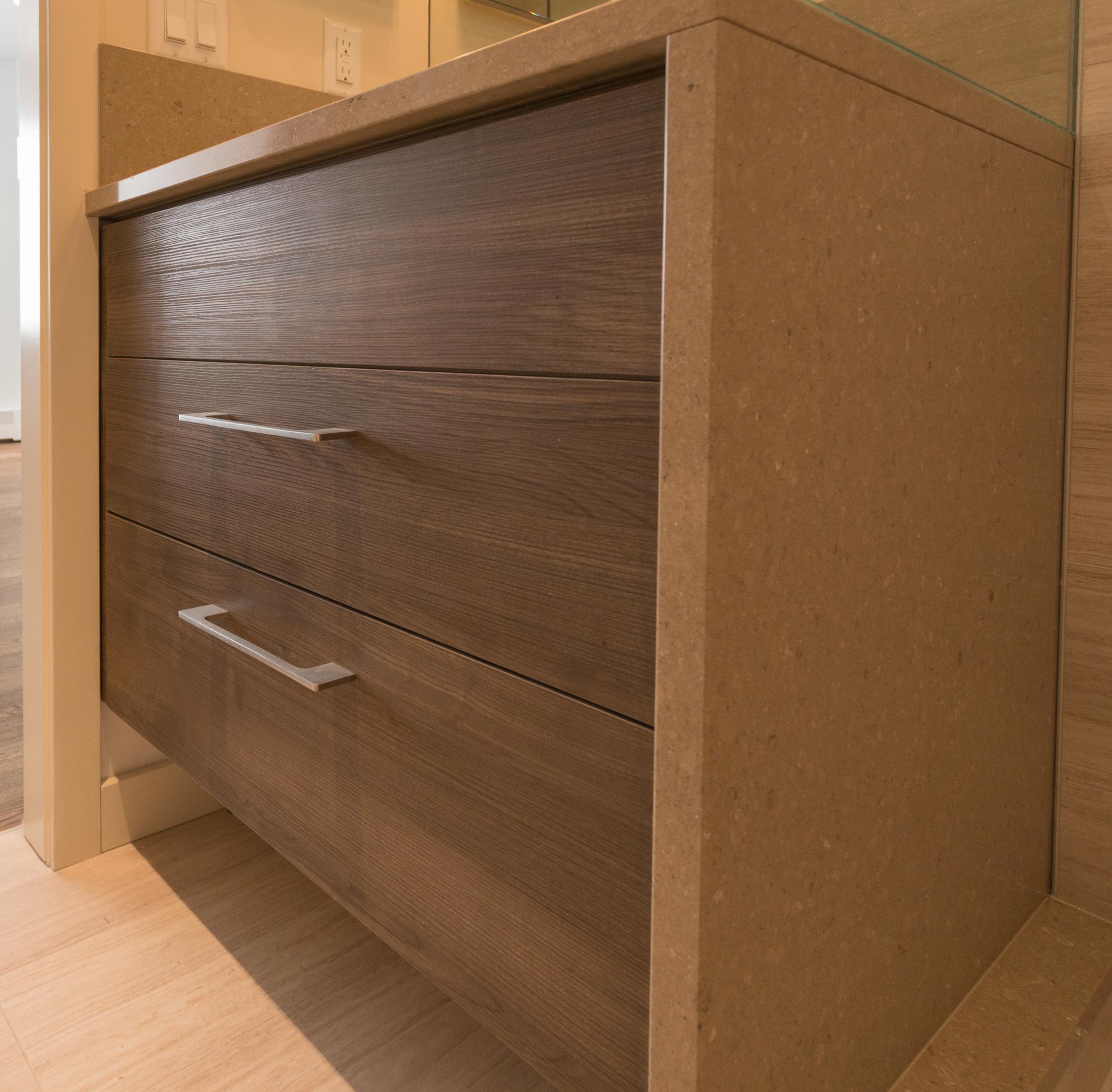 Low Pressure Laminate Cabinet Doors