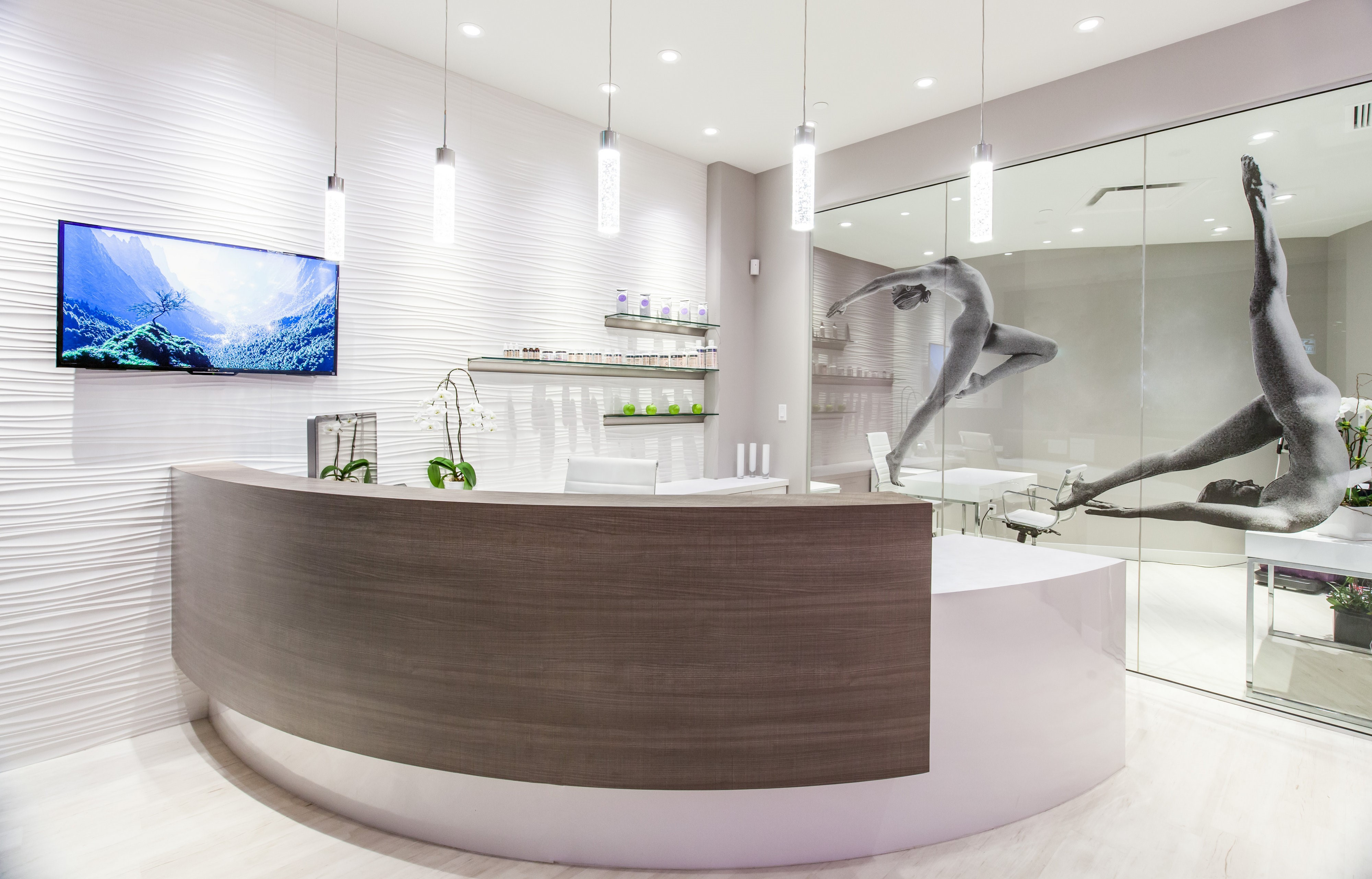 Reception Desk 1