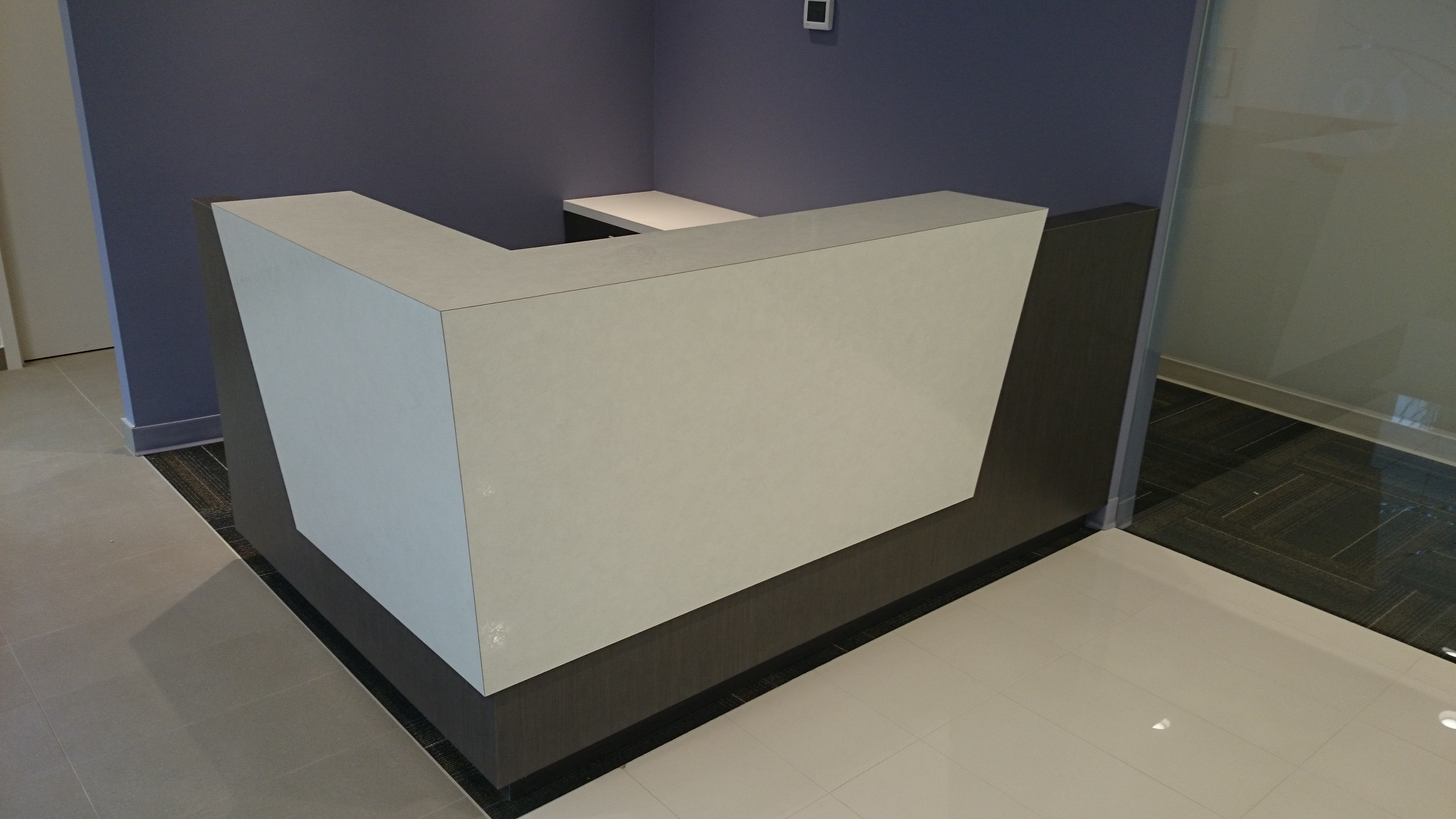 Reception Desk 5
