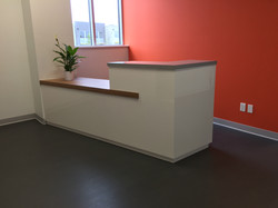 Reception Desk 8